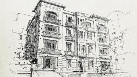 Using pencil and paper to preserve Alexandria