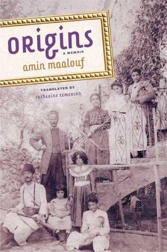 Origins: A Memoir